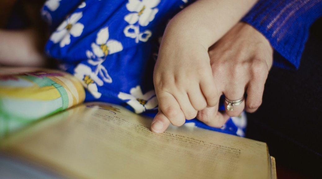 When reading the Bible as a family, use these 5 questions that help kids apply Bible stories to their lives.
