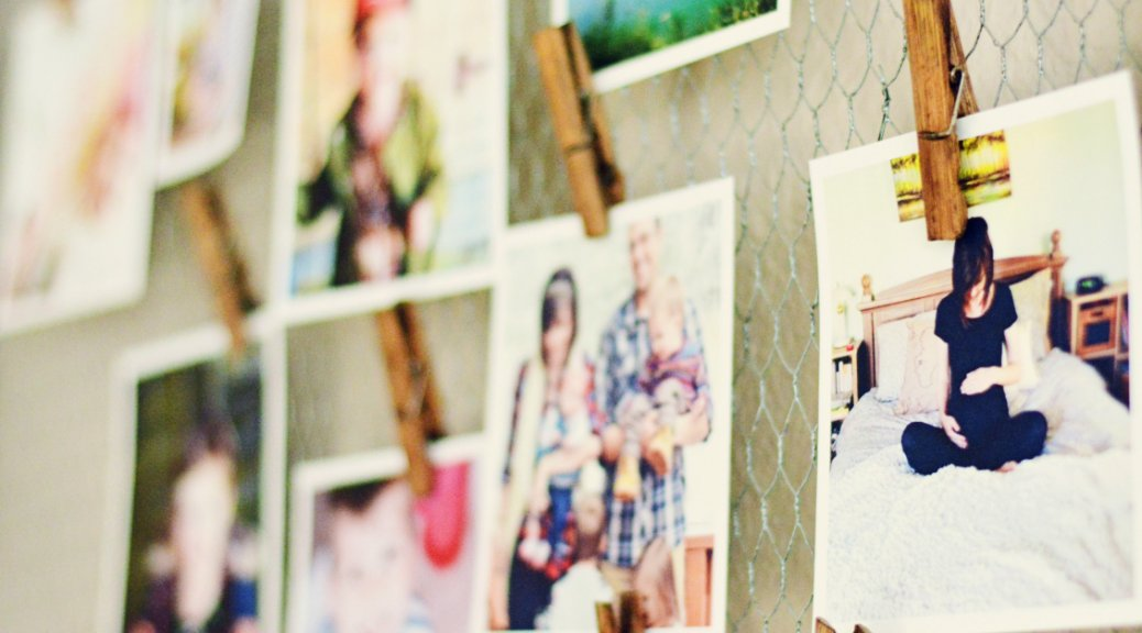 How to capture family memories in the middle of the mess. Love these ideas and inspiration!