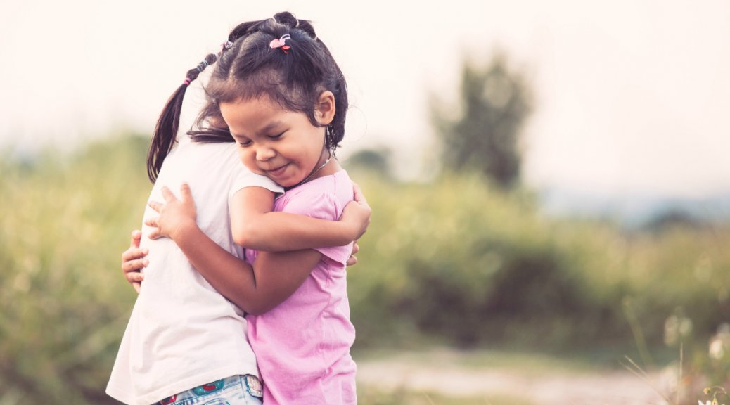 Teach kids to be a friend who doesn't quit with these conversation starters and tips on modeling friendship.