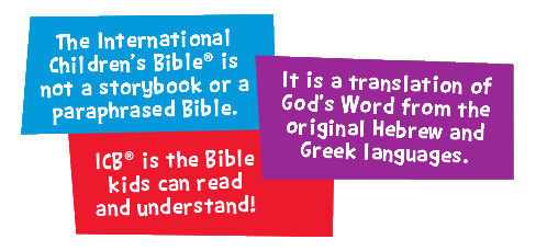Key Features of International Children's Bible